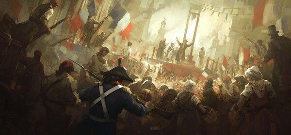 Революционный террор во Франции