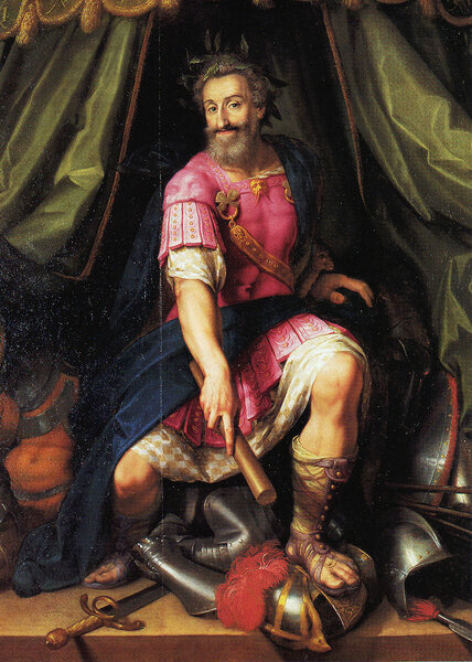 """Генрих IV, гасконец – """"Неотёсан, но Отважен"""""""