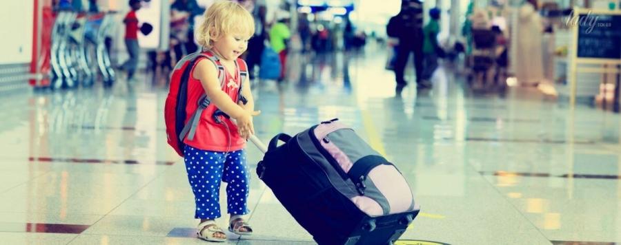 Как обеспечить безопасность ребёнка во время путешествия